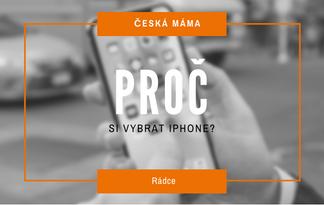 vybrat si iphone