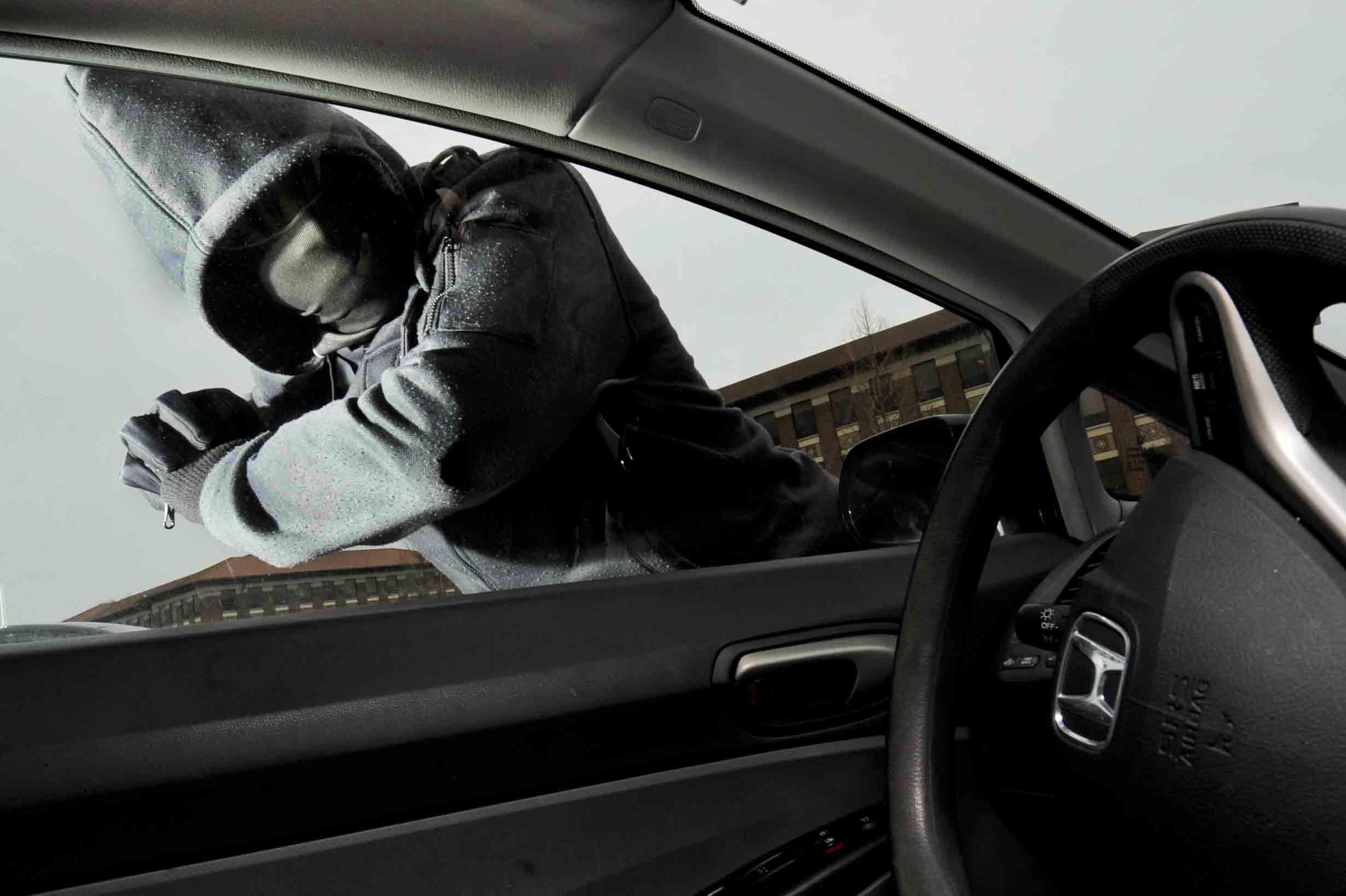 kradez vozidla