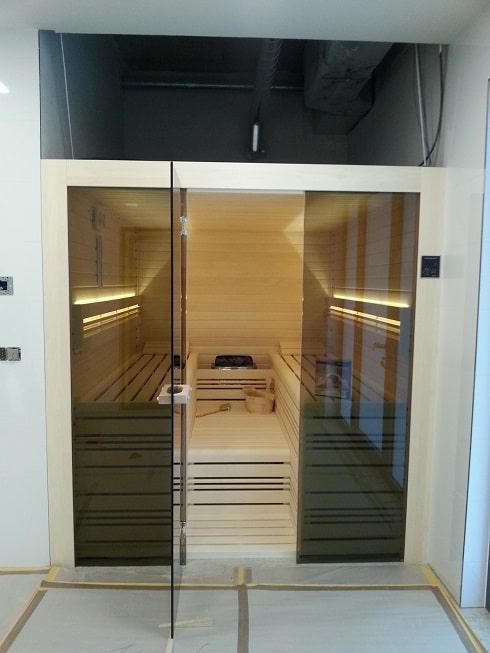 Sauna domácí